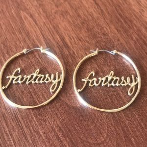 Disney Couture fantasy hoops